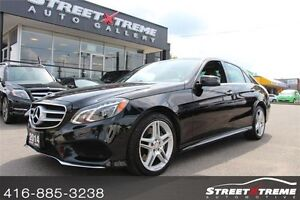 2014 Mercedes-Benz E350 !!!FULLY LOADED & w/ ALL WHEEL DRIVE!!!