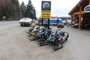 SNOWMOBILES ARE HERE!!!!!  COM SEE OUR LINE UP, NEW AND DEMOS Peterborough Peterborough Area image 5