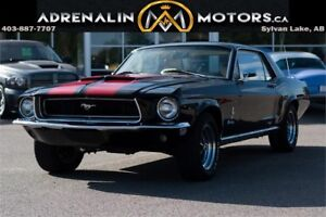 1968 Ford Mustang PRICE REDUCED!!