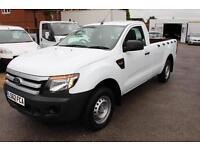 Ford Ranger 2.2TDCi ( 125PS ) ( EU5 ) 4x2 Regular Cab XL 2012/62 PICK UP