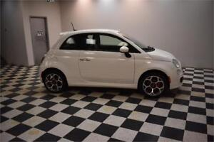 2016 Fiat 500 Sport- UCONNECT * CRUISE * ALLOY RIMS