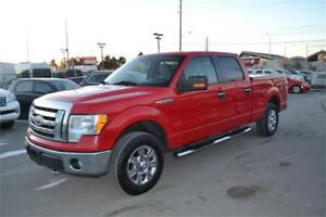 2009 Ford F-150 XLT 4X4 SUPER CREW CERTIFIED