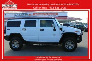 2003 Hummer H2 4x4 low kms Good shape!$243/SEMI-MONTHLY OAC