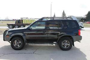 *Safetied* 2002 Nissan Xterra SE *Sunroof* *4WD* *AC*