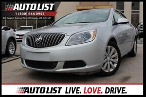 2017 Buick Verano SAVE OVER $11,500 OFF NEW! LOW PAYMENTS!