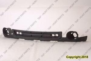 Bumper Lower Front 1500 Exclude Denali/Hybrid Textured Black GMC Sierra 2007-2013