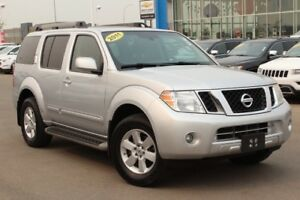 2011 Nissan Pathfinder SV V6 7Pass| Sun| Heat Leath| Rem Start|