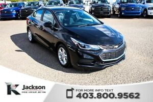 2017 Chevrolet Cruze LT - Bluetooth, Satellite Radio