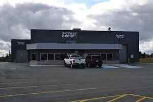 Commercial Bldg for lease, 214 McNamara Drive
