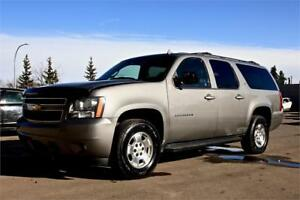 2009 Chevrolet Suburban LT 8 PASSENGER LEATHER DVD 188 biweekly