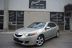 2010 Acura TSX**SUNROOF**ALLOYS**