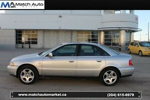 *Safetied* 2001 Audi A4 *AWD* *Heated Seats* *Leather* *Sunroof*