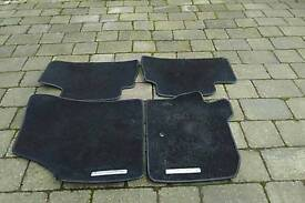 Landrover freelander 2 footwell mats