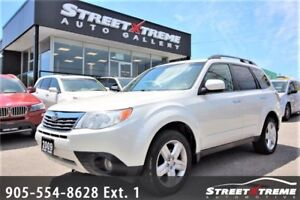 2009 Subaru Forester X Limited AWD MOONROOF ALPINE LEATHER