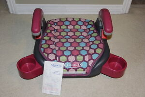 Graco Booster Seat - Pink