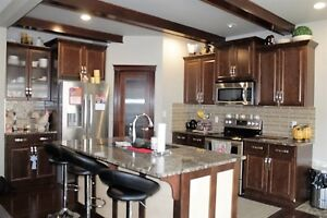 2 Story home with 2nd kitchen a in the basement