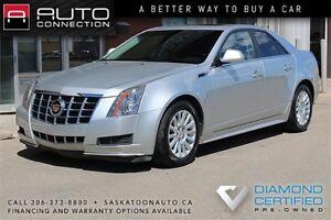 2012 Cadillac CTS 4 *** AWD *** PANORAMIC MOONROOF ***