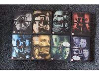 The X-Files. dvd Box Sets.
