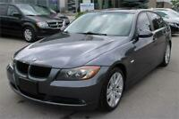 2006 BMW 3 Series 325i|NOACCIDENT|6 SPEED|SPORT PACKAGE
