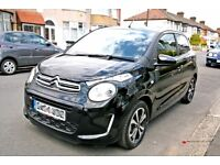 2014 CITROEN C1 FLAIR 1.0 AUTOMATIC 5K MILES, HIGH SPEC NEW SHAPE LIKE TOYOTA AYGO FORD FIESTA POLO