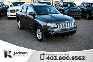 2016 Jeep Compass High Altitude - Touchscreen, Leather Interior