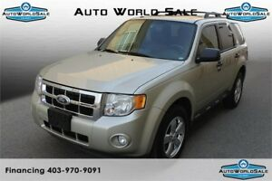 2012 Ford Escape FLEX Fuel|Leather| Heated Seats