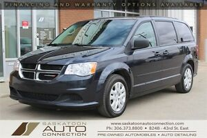 2014 Dodge Grand Caravan SXT ** STOW & GO **