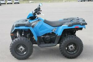 2017 Polaris Sportsman 450