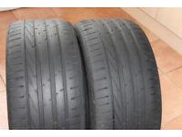 Tyres Hankook Ventus S1 Evo2 255/35 R19 - Part Worn
