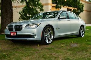 2012 BMW 750Li xDrive, M-Pkg! ( BLOW OUT SALE )
