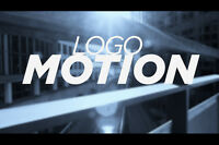 ★ YOUR LOGO needs to be animated -- for your online branding