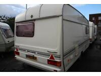 Buccaneer Elan 14/2 1992 2 berth Caravan £1896