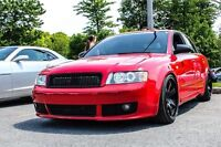 Audi A4 quattro 1.8T manuel ( look S4 )