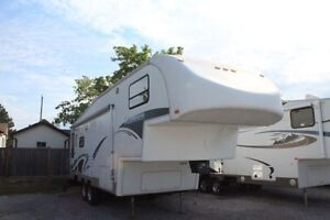 2004 Glendale Titanium Fifth Wheel