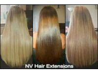 Human Remy Hair Extensions - Fully Qualified with over 10 years experience