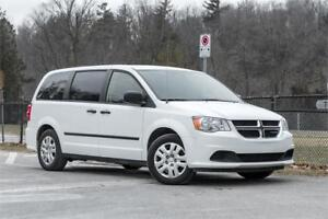 2016 Dodge Grand Caravan CVP/ CARLOANS AVAILABLE FOR ANY CREDIT