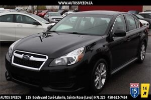 2013 SUBARU LEGACY 3.6R AWD LIMITED/NAVIGATION/CAMERA/TOIT/CUIR