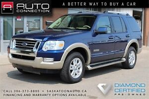 2006 Ford Explorer Eddie Bauer ** V8 ** LOADED ** VERY LOW KM **