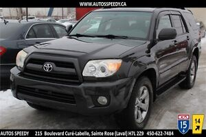 2008 TOYOTA 4RUNNER LIMITED 4X4/TOIT OUVRANT/ CUIR CHAUFFANT
