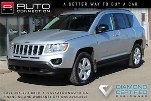 2013 Jeep Compass North 4x4 ** HEATED SEATS ** REMOTE START **