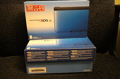 Nintendo 3DS XL (Latest Model)- Blue & Black Handheld System (NTSC) on Rummage