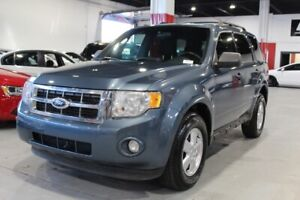 Ford Escape XLT 4D Util FWD 4cyl at 2012