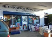 WELL ESTABLISHED ANIMAL SUPPLIES BUSINESS REF 147448