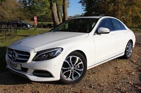 Mercedes-Benz C220 2.1CDI 2014/14 BlueTec 7G-Tronic Plus CDI Sport