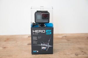 GOPRO HERO 5 BLACK EDITION - WATERPROOF WITHOUT CASE