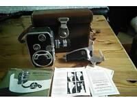 Paillard Bolex c8 video camera