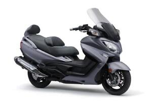 2018 Burgman 650-FO-AN650ZAL8NP- No Payments For 1 Year**