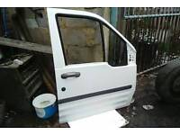Ford transit conect front drivers side door , 2000 - 2010