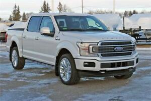 2018 Ford F-150 Limited 4x4