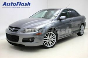 2007 Mazda Mazdaspeed6 Speed! Turbo! AWD *Extra-Clean!